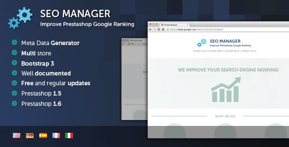 seo manager module